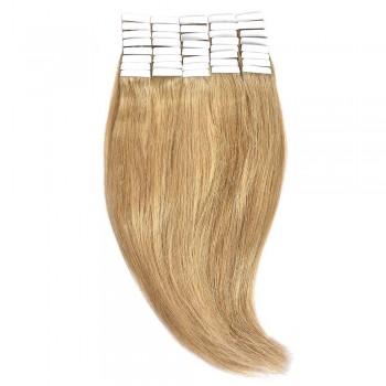 Tape-In Par Natural Volum 50cm 40suv 170gr Blond Miere #27