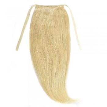 Cozi Par Natural Volum 50cm 140gr Blond Ultra Cenusiu #Lightsilver