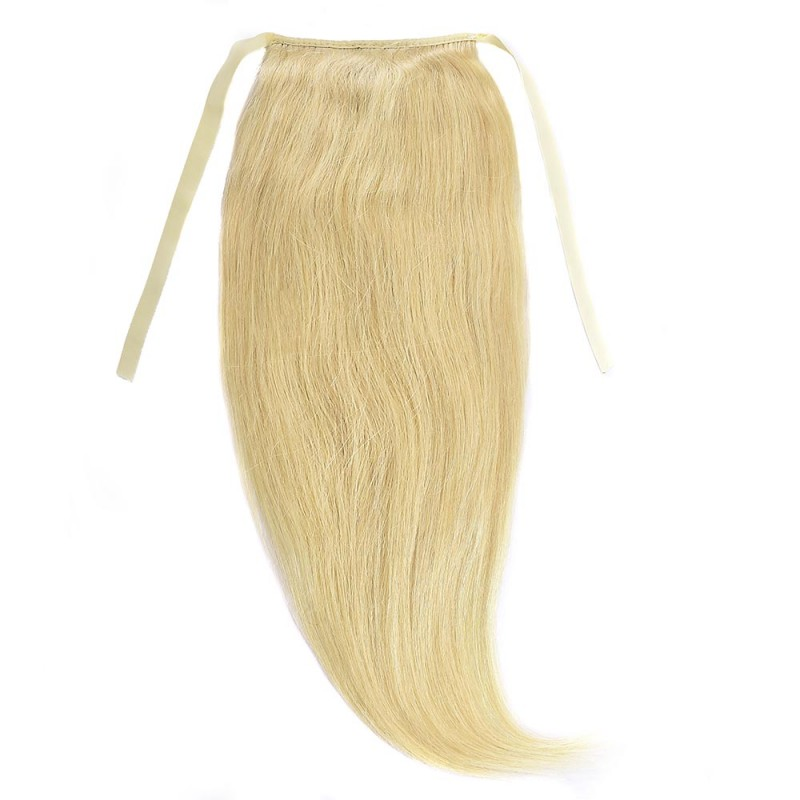 Cozi Par Natural Volum 50cm 140gr Blond Ultra Cenusiu #Lightsilver