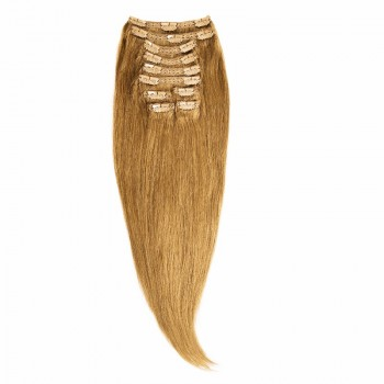 Clip-On Par Natural MegaVolum 50cm 240gr Cappuccino #10