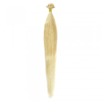 Cheratina Par Natural 50cm 50suv 1.4gr/suv Blond Deschis #60