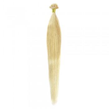 Cheratina Par Natural 60cm 50suv 1gr/suv Blond Deschis #60