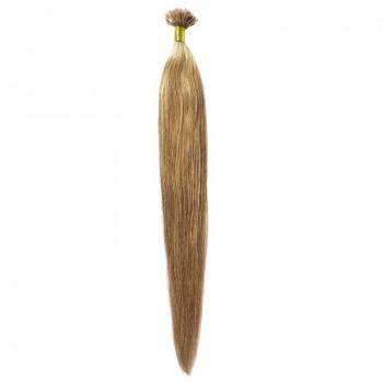 Cheratina Par Natural 50cm 50suv 1gr/suv Blond Mediu #18