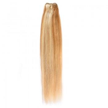 Cusute Par Natural 50cm 100gr Blond Miere Suvitat/Blond Deschis #27/60