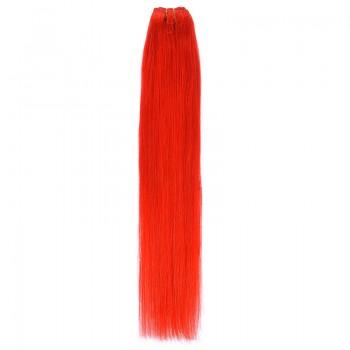 Cusute Par Natural 50cm 100gr Rosu Aprins #RED