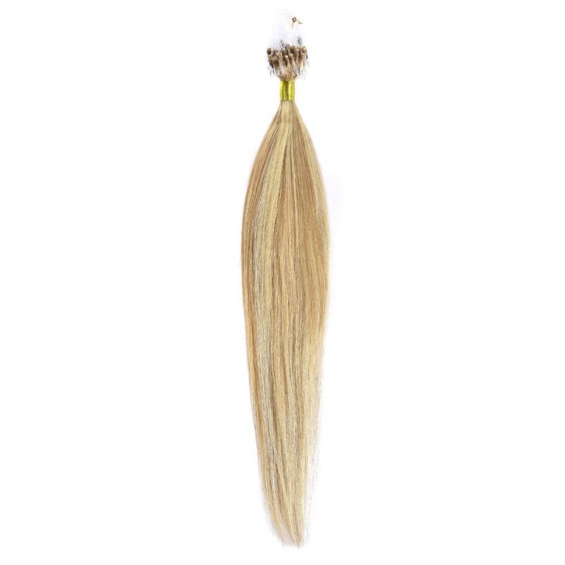 Microring Par Natural 50cm 50suv 1gr/suv Blond Miere Suvitat/Blond Deschis  #27/60