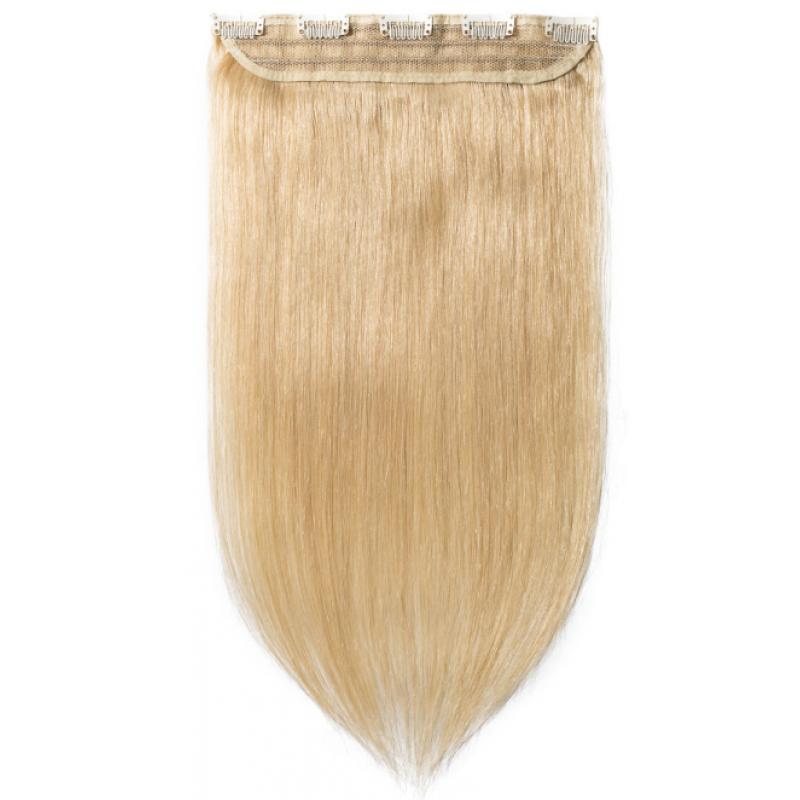 Extensii One Piece Par Natural 50cm 100gr Blond Deschis 60 Megavolum