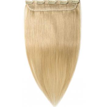 One-piece Par Natural 50cm 100gr Blond Ultra Cenusiu #lightsilver