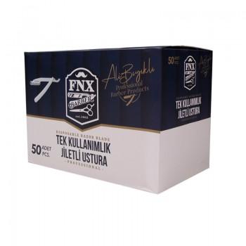 FNX BARBER - BRICI DE UNICA FOLOSINTA - 50 BUC/CUTIE