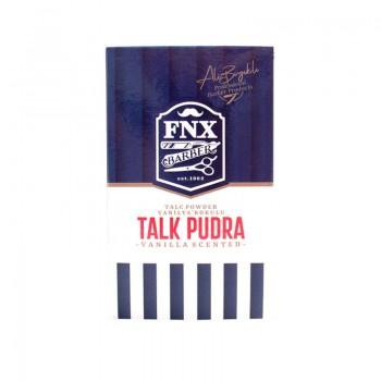 FNX BARBER - PUDRA DE TALC 250 GR - VANILLA