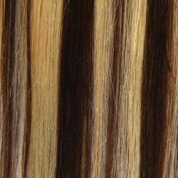 Cheratina Par Natural 50cm 50suv 1gr/suv Saten Ciocolatiu Suvitat/Blond Deschis #4/60