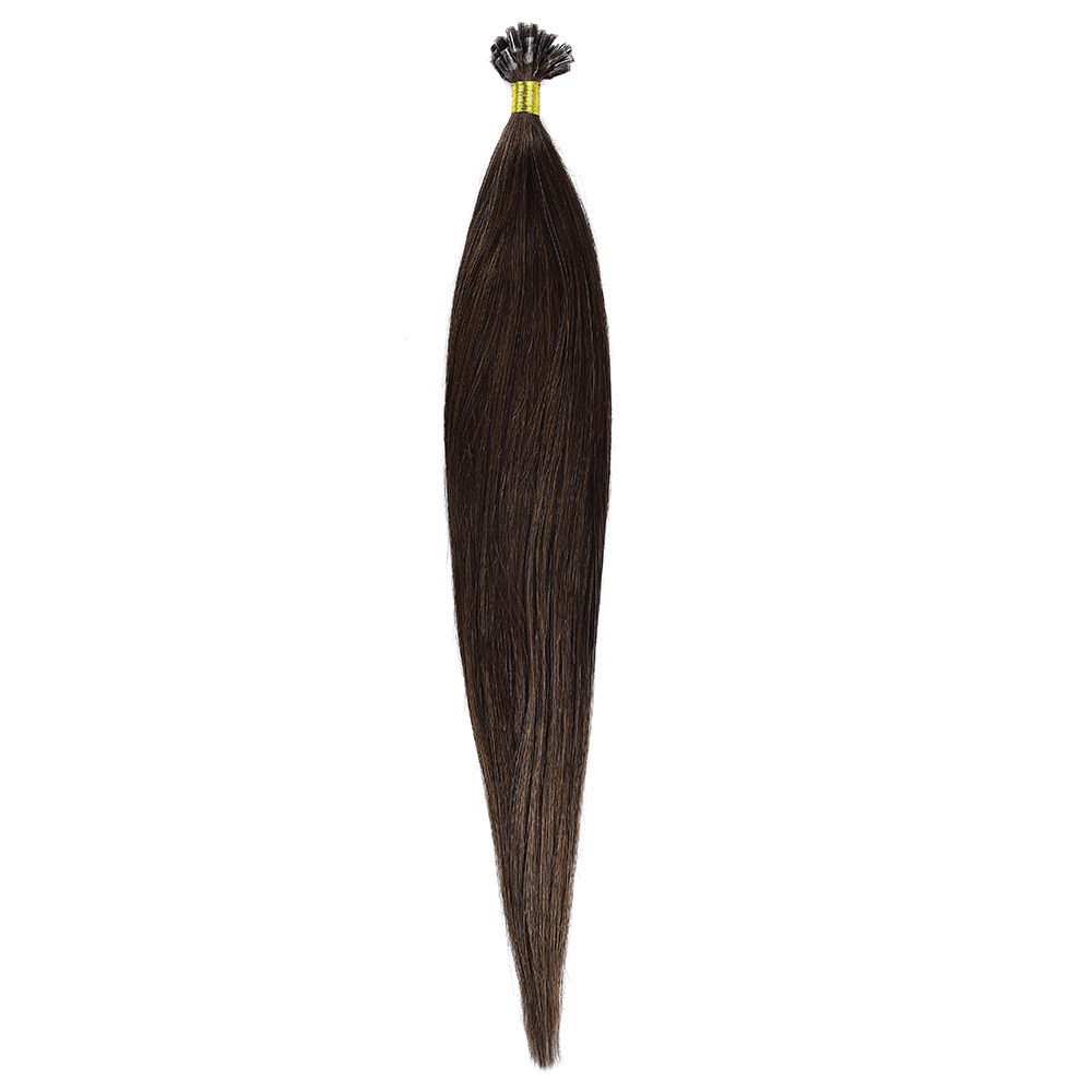 Cheratina Par Natural 60cm 50suv 1gr/suv Saten Ciocolatiu #4