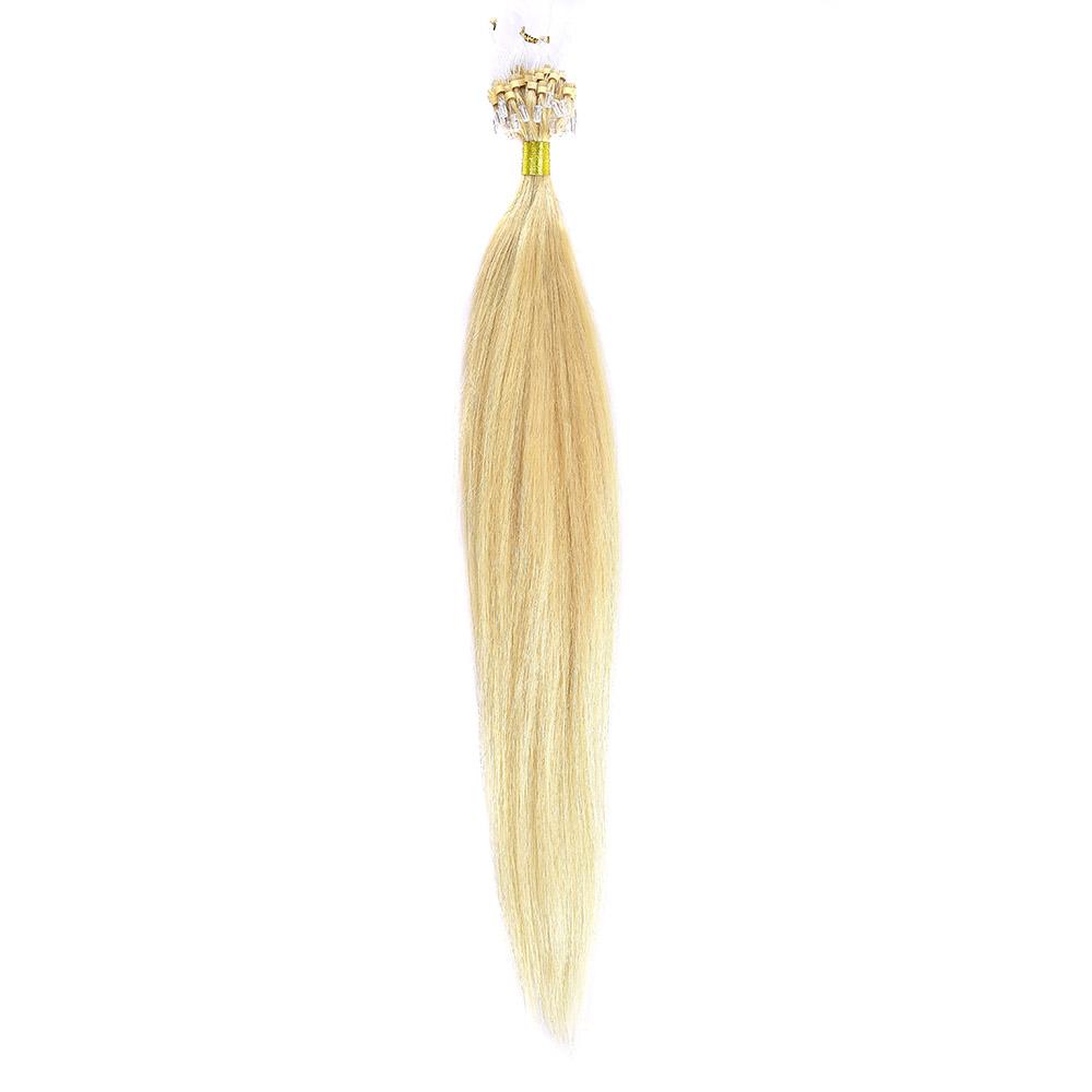 Microring Par Natural 50cm 50suv 1gr/suv Blond Deschis #60