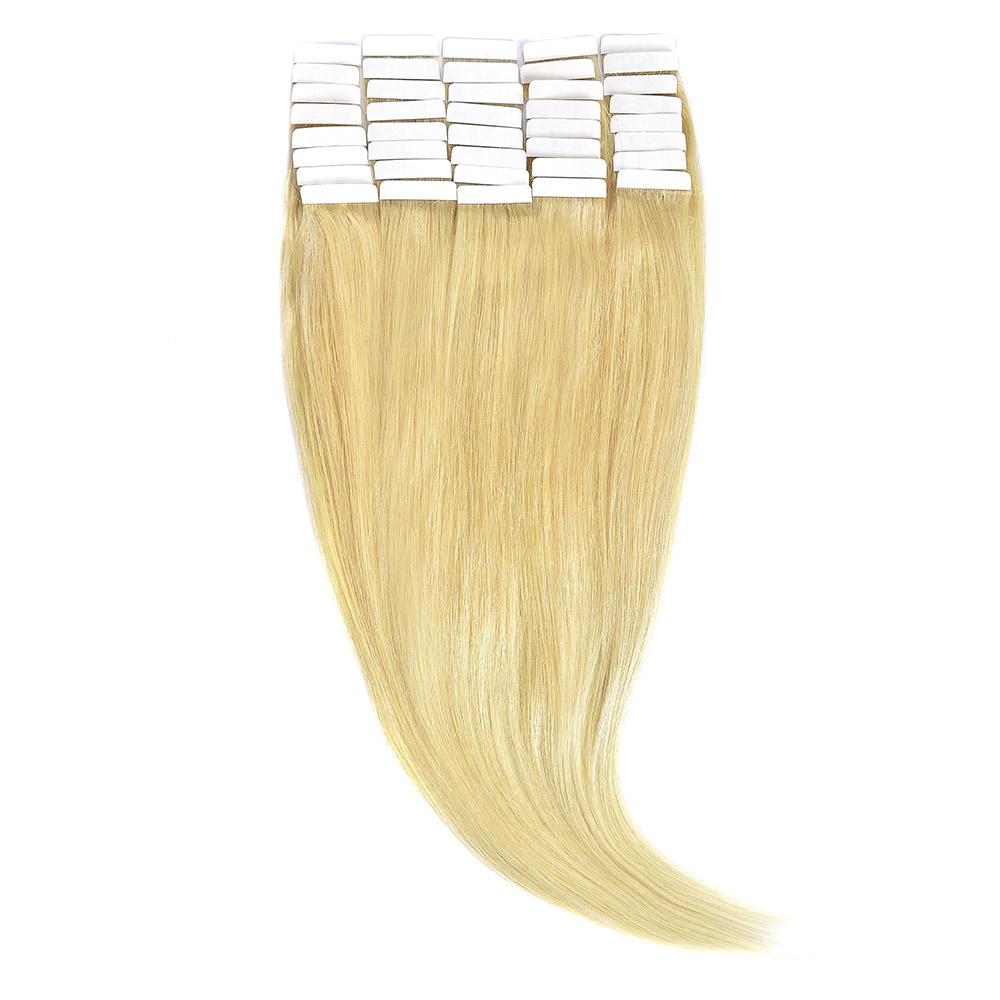 Tape-In Par Natural 60cm 40suv 100gr Blond Deschis #60
